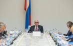 Cостоялось очередное заседание Национального совета при Президенте Российской Федерации по профессиональным квалификациям